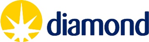 This is the logo of Diamond Light Source
